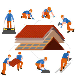 roof repair in Lawrenceville