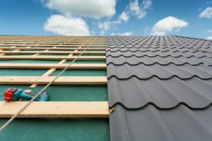 metal roof repair Lawrenceville